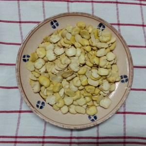 fave della murgia decorticate