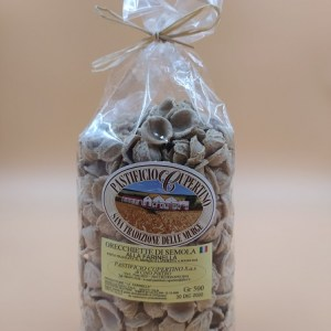 Orecchiette di semola alla farinella