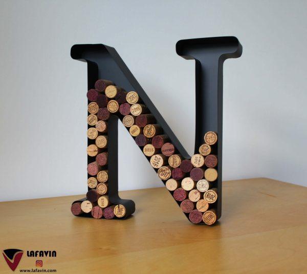 Lettre N - LAFAVIN