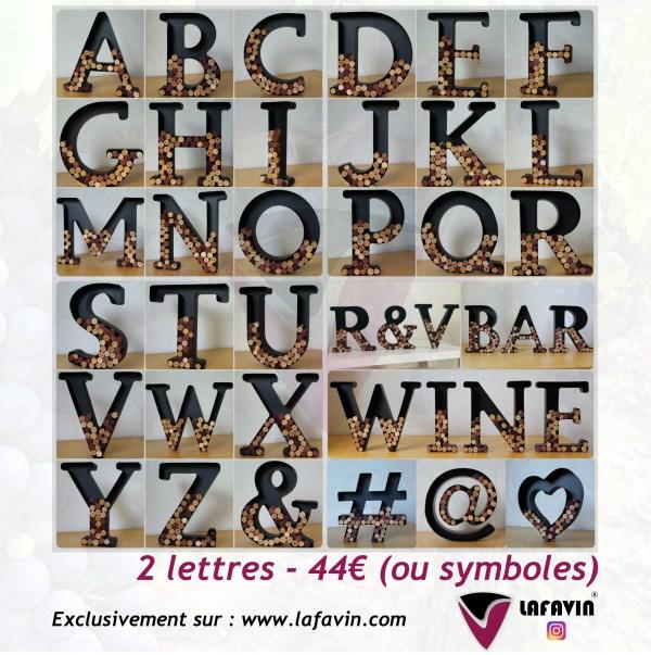 2 lettres lafavin.com