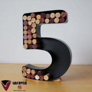 Chiffre 5 LAFAVIN