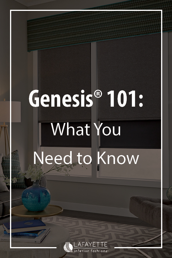 Genesis 101: What You Need To Know   Lafayette And Home Blog By Lafayette  Interior