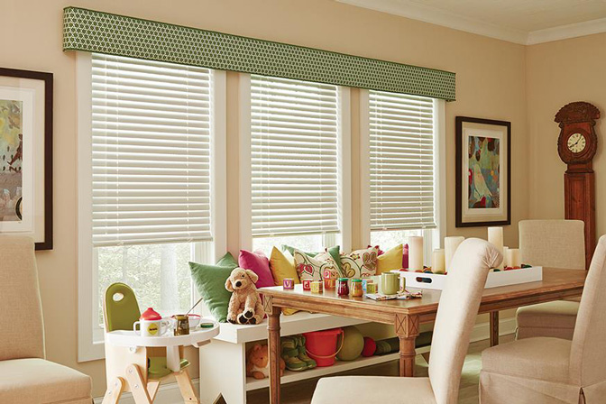 Classic Collection Aluminum Blinds - Lafayette and Home blog by Lafayette Interior Fashions