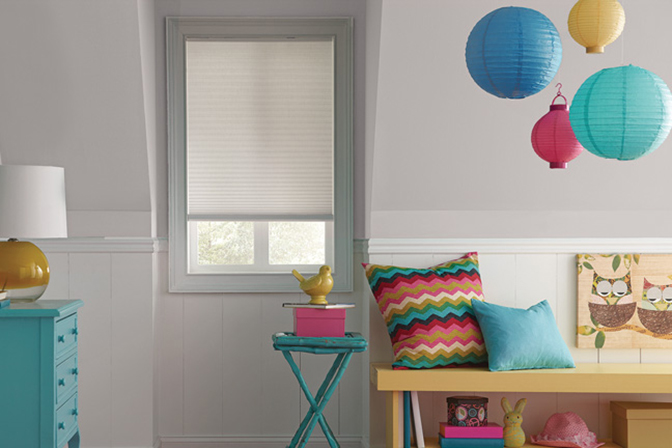 Parasol Cellular Shade - Lafayette and Home blog by Lafayette Interior Fashions