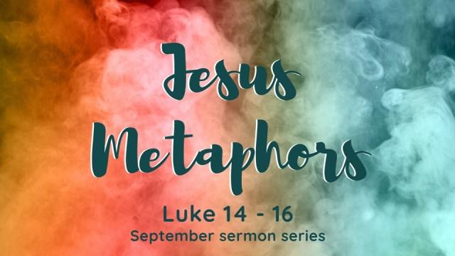 Jesus Metaphors photo