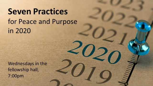 Seven Practices for Peace and Purpose for PPT