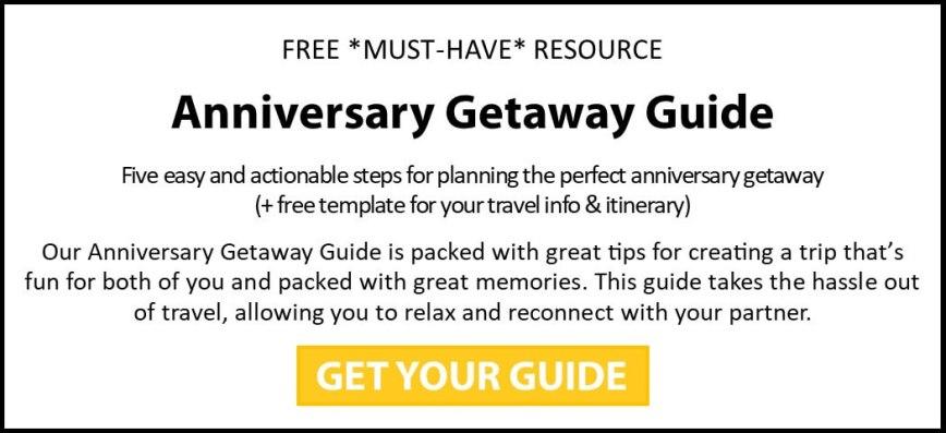 NRG Anniversary Getaway Guide