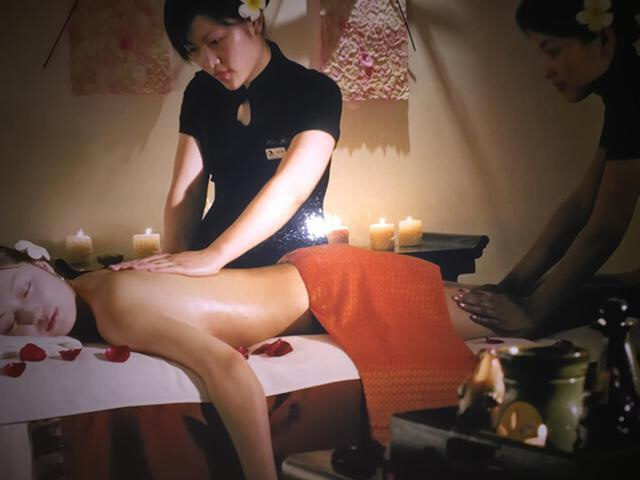 Lafayette Asian Massage Therapist