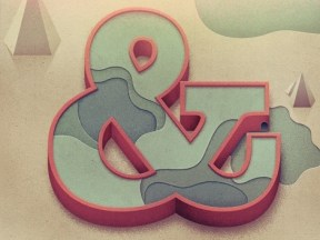 Ampersand by Justin Mezzell