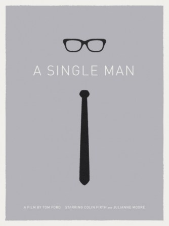 Single Man Movie Poster (ckck?)