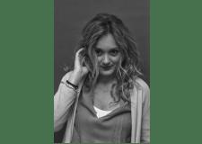 La escritora Mónica Rouanet