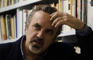 Manuel Moyano en su estudio | Laura Salmerón