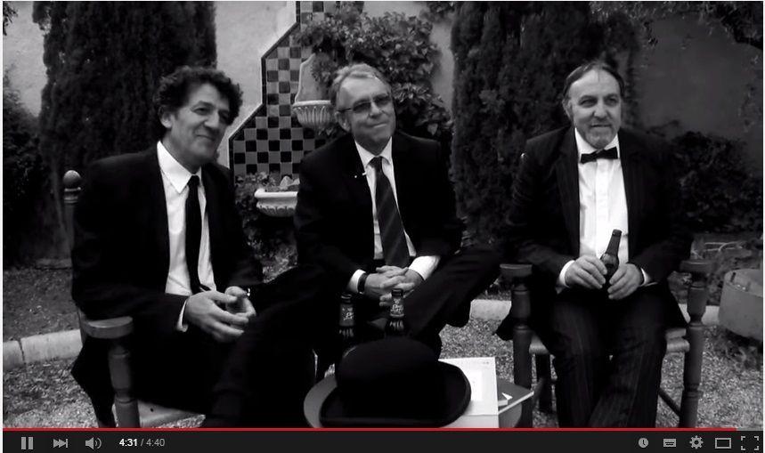 """La Fea Burguesía en homenaje a Miguel Espinosa: """"Una reunión entre amigos""""."""