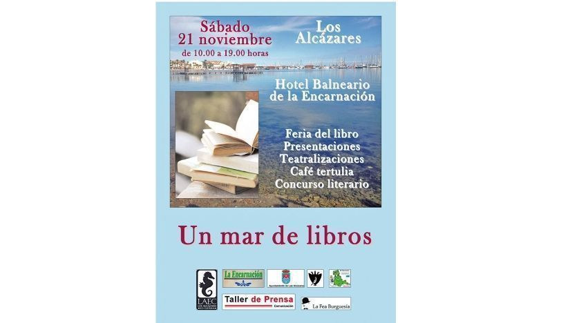 """Presentación de La Fea Burguesía en """"Un mar de libros"""""""