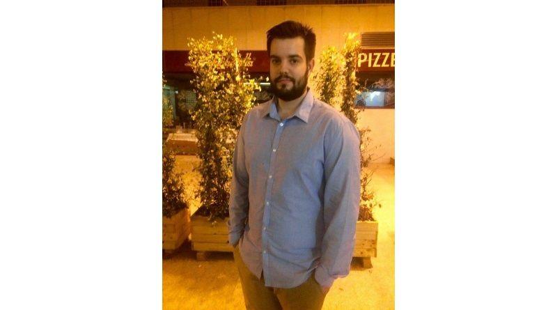 """Os presentamos a Andrés Ruiz Sanz, ganador del Concurso de microrrelatos """"Paparajote"""""""
