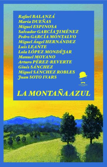 Portada de La Montana Azul