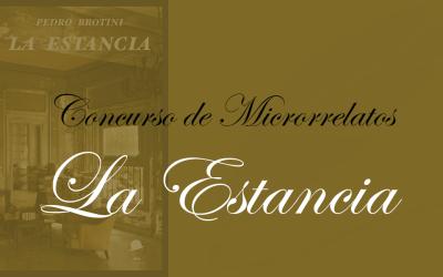 """Concurso de microrrelatos """"La Estancia"""" convocado por La Fea Burguesía Ediciones"""