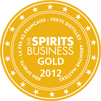 Spirits Business Gold medal 2012 for La Fée