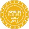 Spirits Business 2011 Gold Medal to La Fée X•S Suisse absinthe