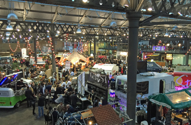 London cocktail week at spitalfields 2015