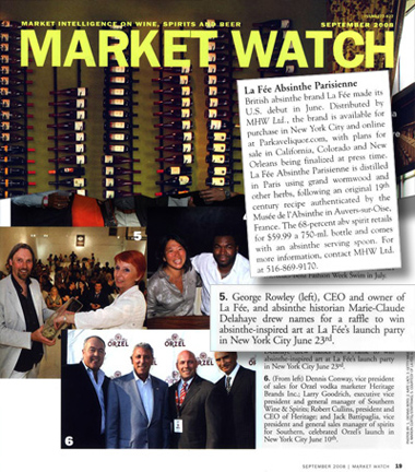 Market watch magazine