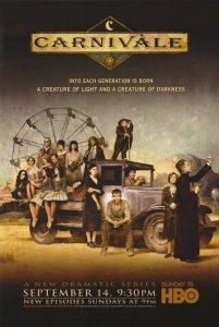 cover of Carnivale DVD