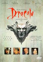 Bram Stoker's Dracula DVD cover