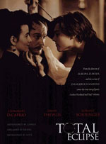Total Eclipse DVD cover