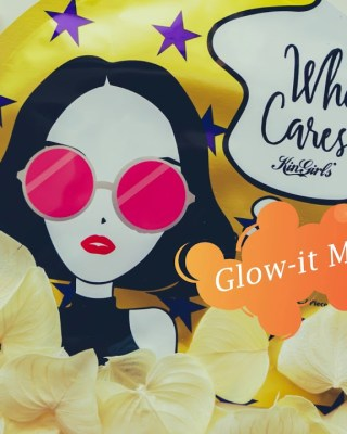 Who cares glow mask