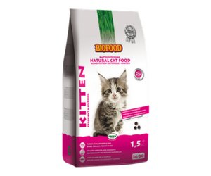 croquettes biofood kitten