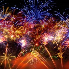 13 Juillet : Rassemblement, Bal et Feu d'Artifice
