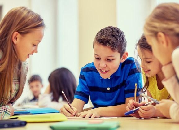 La vie dans les écoles de La Ferté-Macé en 2021