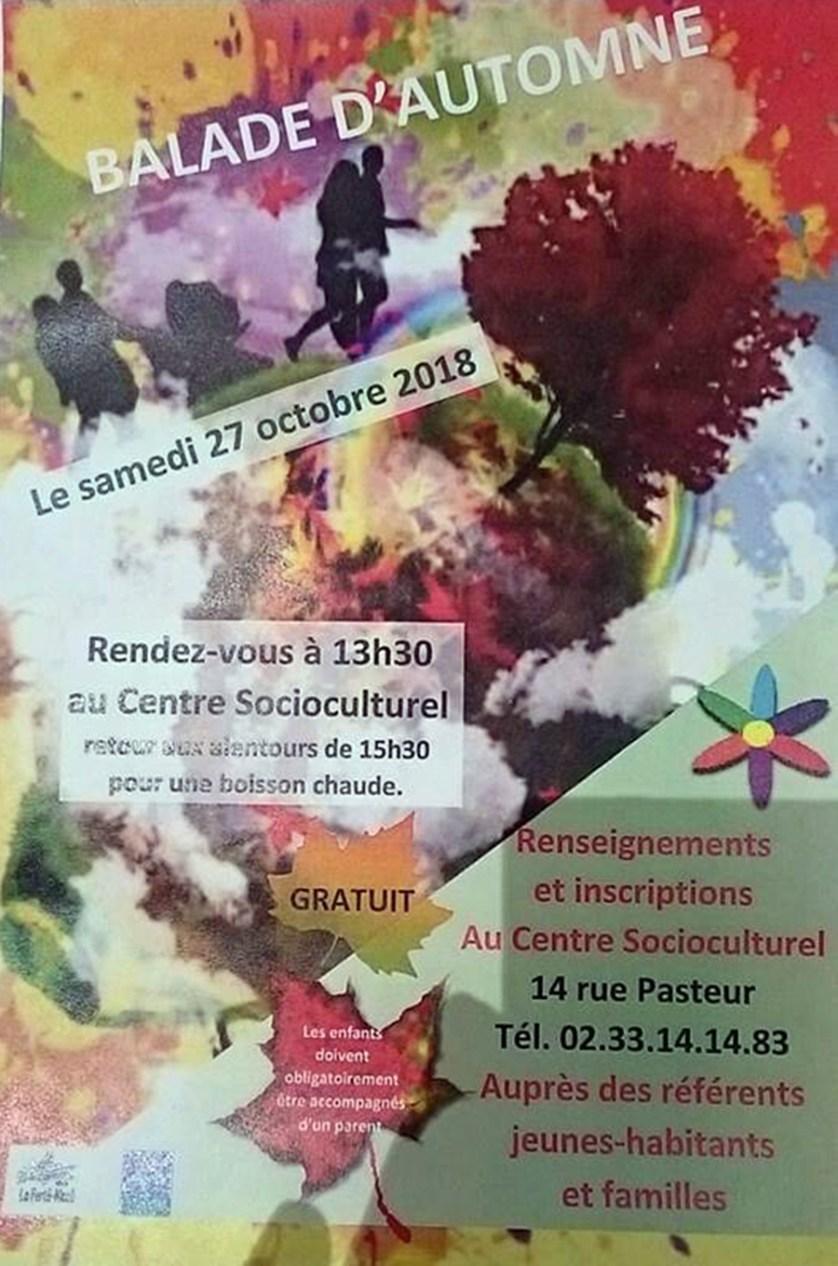 Balade d'Automne 2018