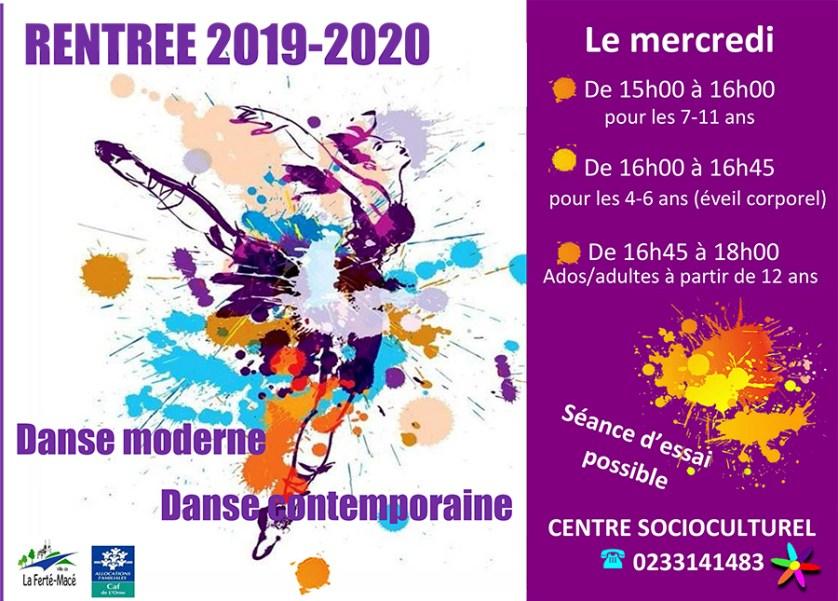 Danse CSFC 2019