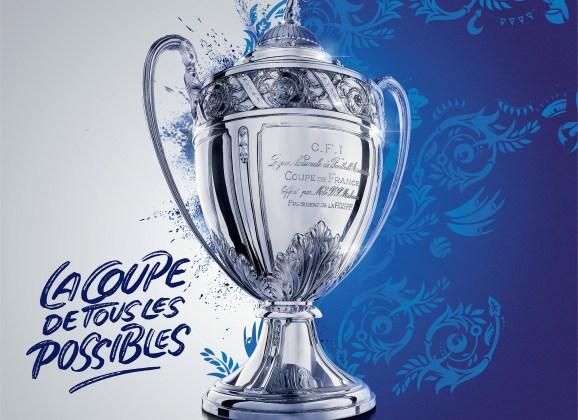 Samedi 13 octobre : Coupe de France de Football