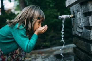 Relevé des compteurs d'eau à Antoigny