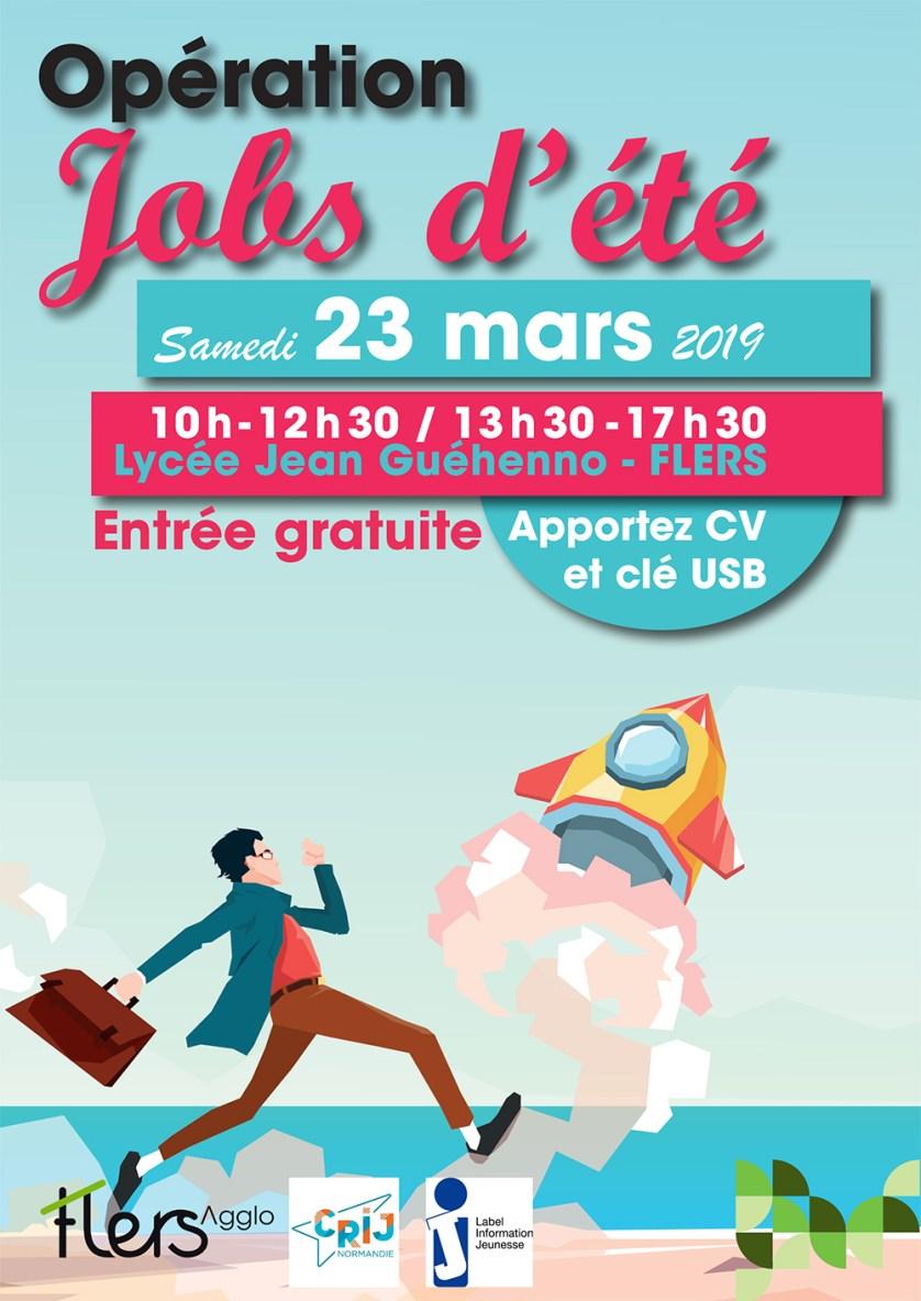 Jobs d'été 2019