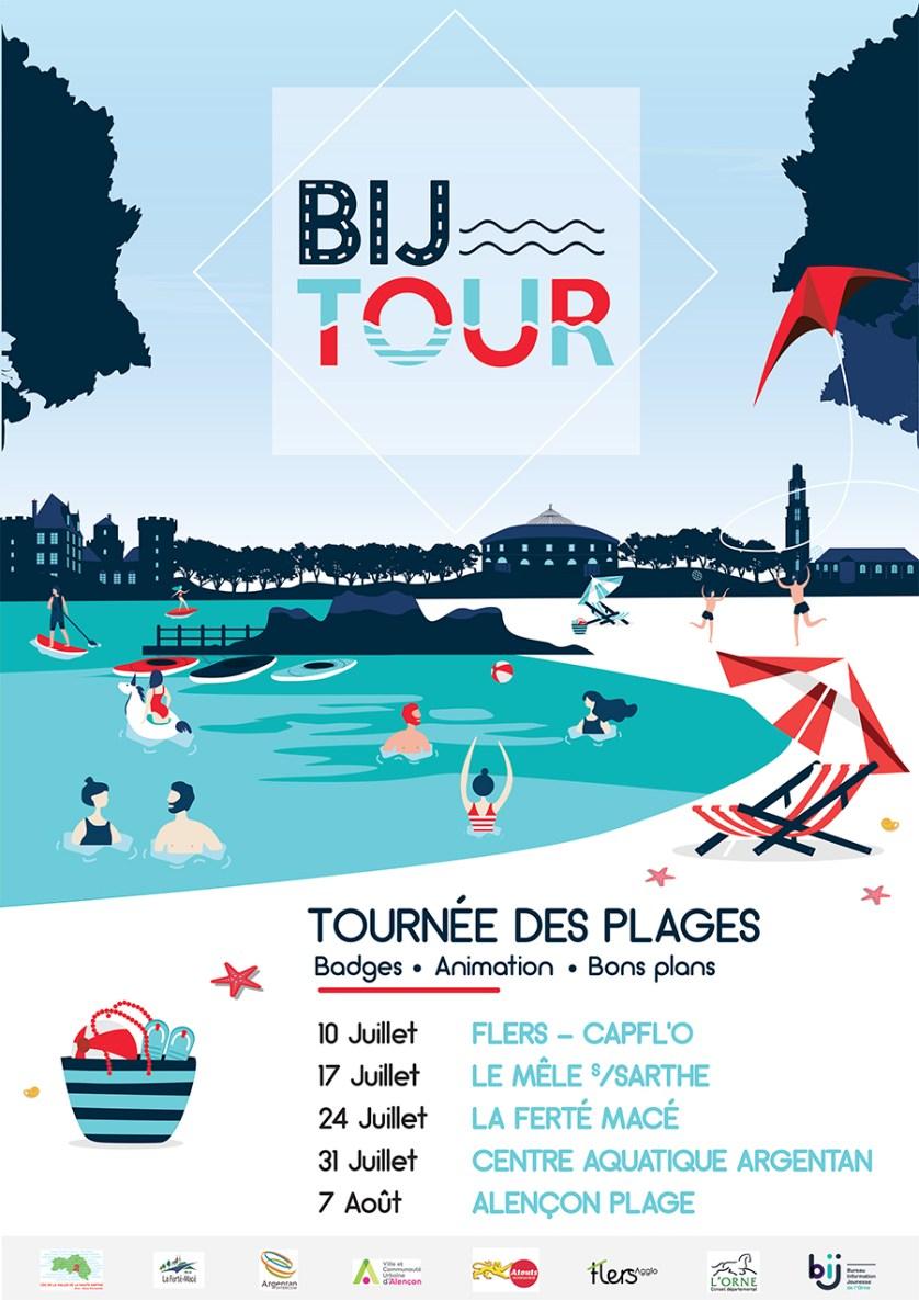 BIJ Tour 2019