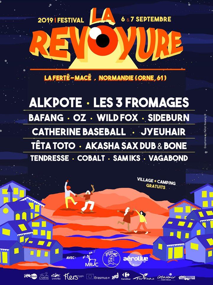 La Revoyure 2019