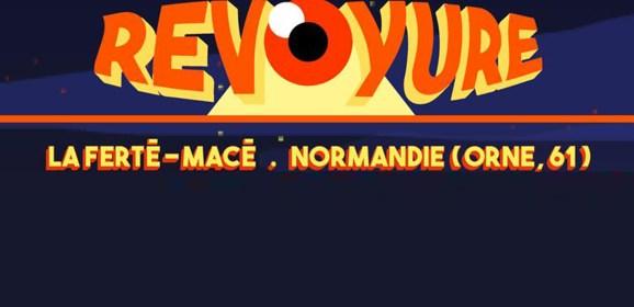 Festival La Revoyure, les 6 et 7 septembre à La Ferté-Macé
