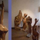 """Expo du 17 janvier au 15 février """"Le corps"""", sculptures de Alain Legros"""