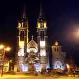 Remise en état de l'illumination de l'Eglise