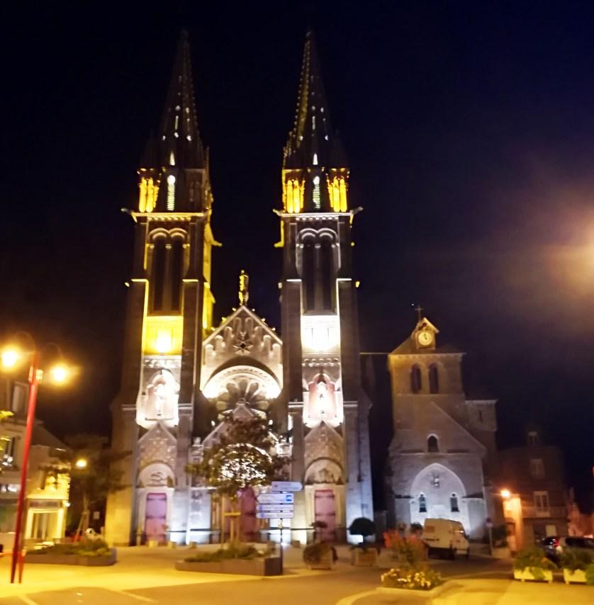 L'Eglise de nuit