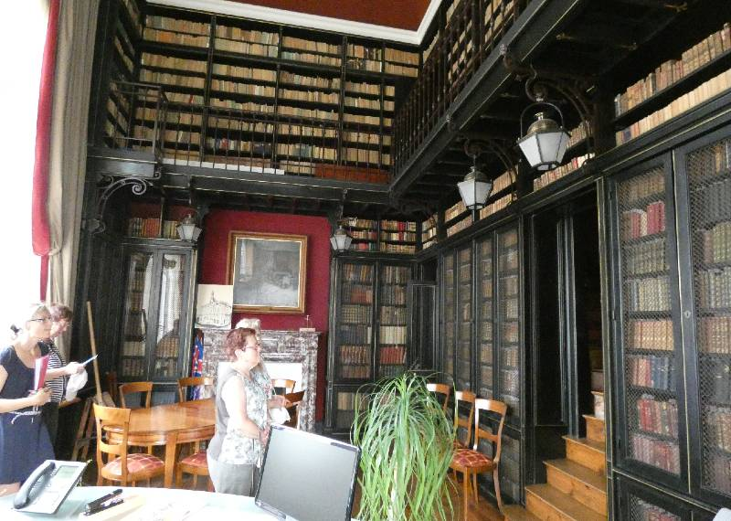 Bibliothèque de Contades