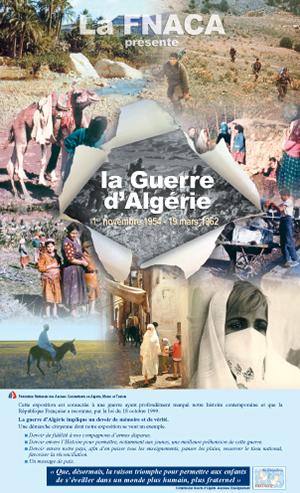 Expos 2020 - guerre d'Algerie