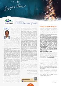 Lettre Municipale - Décembre 2020
