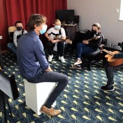 Les CM2 au Conservatoire