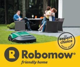 Robomow banner