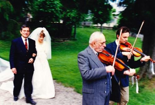 1990 Noce fille de Jean Frebault avec Eric Cousteix et Joseph Perrier
