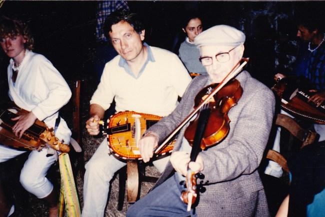 Concert à Eglise St Victor La Rivière - 1985